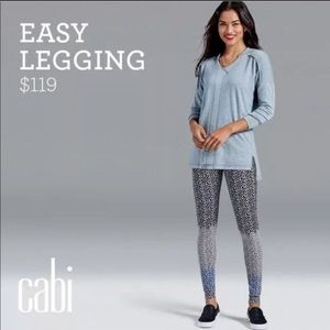 LIKE NEW Cabi Limited Edition Easy Leggings # 3128